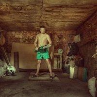 Однажды в гараже - 1 :: Сергей Лукин