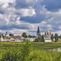 Иверский мужской монастырь :: Вячеслав Касаткин