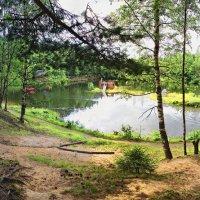изумрудное озеро :: Laryan1