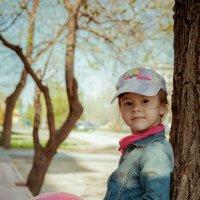 моя малышка :: Ольга Кучаева