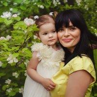 Две красавицы :: Даша Кириллова