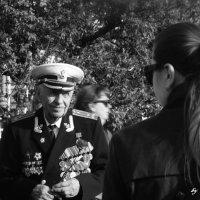 Глаза ветерана :: Vera Vatutina