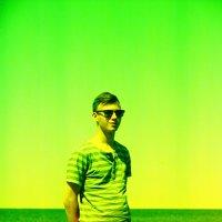 Летне-зелёненькая фотка :: Евгений Золотаев