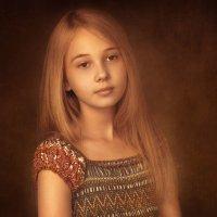 Золотая девочка :: Дмитрий Бутвиловский