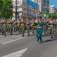По главной улице с оркестром :: Андрей Фролов