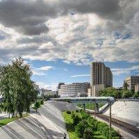 Новосибирск,,ж.д.станция Центр :: Светлана Жуковская