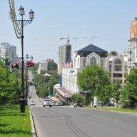 Виды Хабаровска :: александр кайдалов