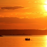 Онежское озеро :: Tasha