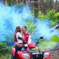 Иван и Настя :: Виктория Гринченко