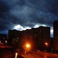 Суровый закат :: Ксения Черных