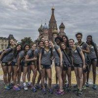 Всем мужчинам привет от женской сборной Бразилии по волейболу :: GaL-Lina .