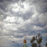 Небеса сердятся :: Ольга Кучаева