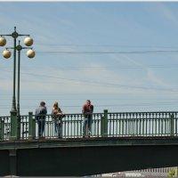 Красноармейский мост :: Владимир Гилясев