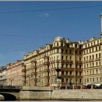 Доходный дом (Дом с башней) :: Владимир Гилясев