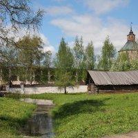 В монастыре :: Nikolay Monahov
