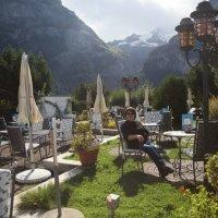 В горах Швейцарии :: Ксения Черных