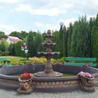 фонтан. :: владимир ковалев
