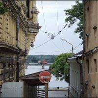 пейзаж города W :: sv.kaschuk