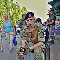 "боец батальона ""Винница"" :: юрий иванов"