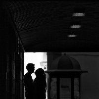 Силуэты прощания... :: Roman Mordashev