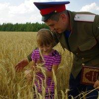 Отец и дочь :: Юрий Рачек