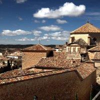 Испания Куэнка Крыши Старого города :: Ксения Черных