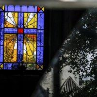 Вид из разбитого окна :: Людмила Синицына