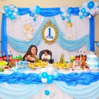 День рождения корейского мальчика в национальных традициях ) :: Елена Ушакова