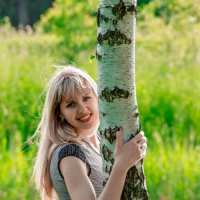 девушка улыбка :: Viktoria Lashuk