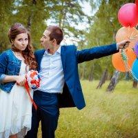 Диана и Радислав :: Александр Лазарев