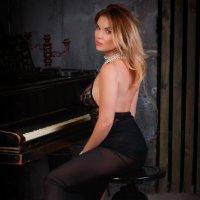 Пианино :: Tetyana Yurchenko