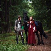 Средневековая романтика :: Рома Фабров