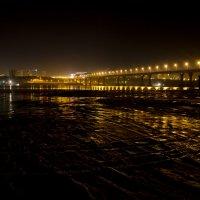 мост через Волгу :: Анастасия Рябова