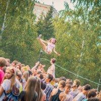 Фестиваль красок Холи :: Павел Фотограф