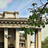 Фрагмент Оперного театра :: Дмитрий Конев
