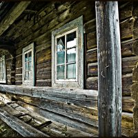 Старый дом :: Юрий Гординский
