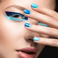 Blue :: Никита Кобрин
