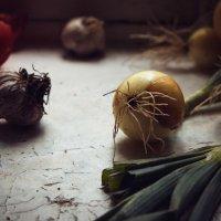 Аппетитные овощи :: Екатерина Сергеева