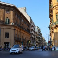 улицы Палермо :: Таня Фиалка