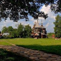 Музей деревянного зодчество. Суздаль. :: Larisa