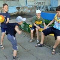Летние забавы :: Нина Корешкова