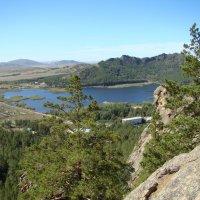 Озеро Пашено :: Алтай И.