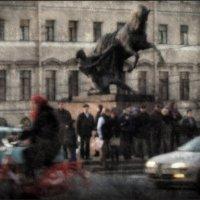 октябрь, по коням...) :: sv.kaschuk