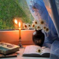 4 часа утра.За окном идет дождь. :: Павлова Татьяна Павлова