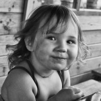 Девчушка :: Мария Путинцева