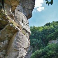 скалы каньйона :: Татьяна Кретова
