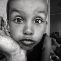 Портреты бывают разные :: Марина Кулькова