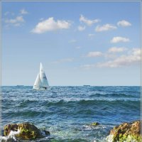 Морской бриз :: Эля Юрасова