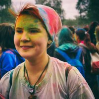 color fest :: Анастасия Харт