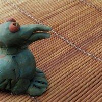 нелетающая пластилиновая птица :: Николай Семёнов